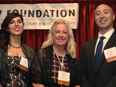 Wisconsin Law Foundation Belle Case LaFollette Awards