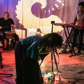 《WuLi Lab - ii : lmagination》, 360-degree surround view live performance video, 2020