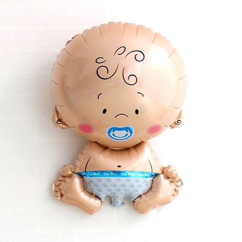 """בלון """"תינוק"""" +הליום"""