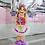 Thumbnail: דמות בלונים ענקית לבת מצווה
