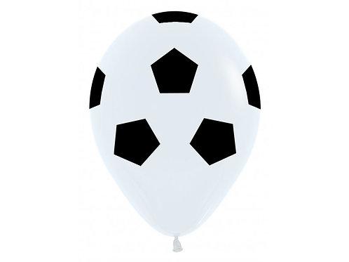 """בלון """"כדורגל"""" מודפס"""