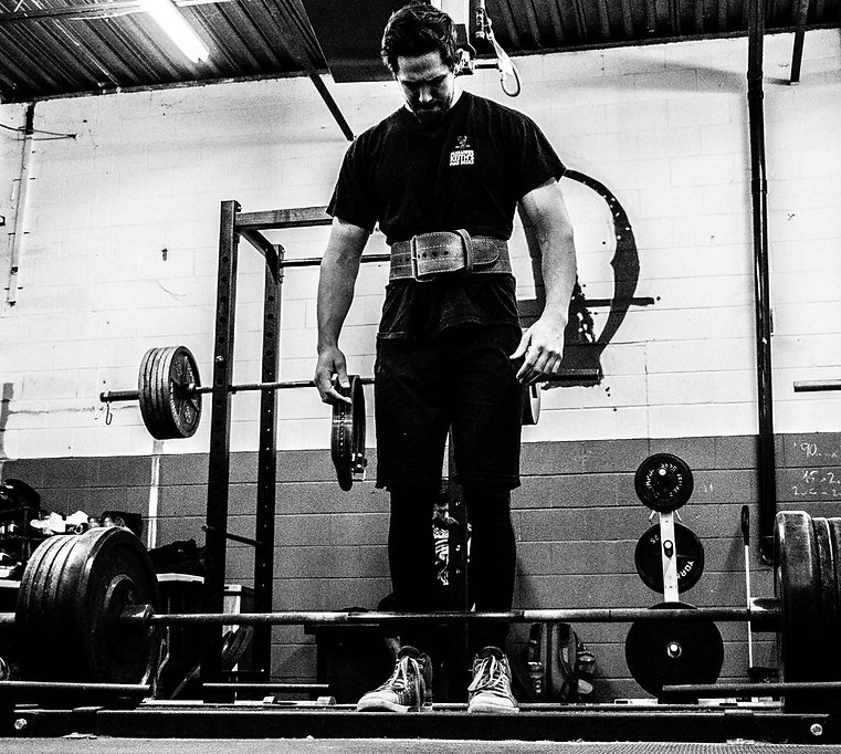 powerlifting, crossfit, ottawa