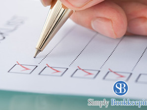Four Things That Should be on Your Small Business Year End Checklist