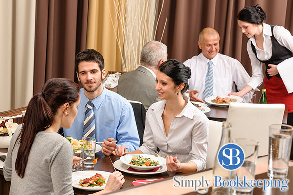Claiming Meals Business Expense