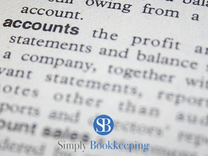 7 Bookkeeping Terms Every Small Business Owner Should Know