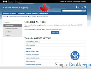 How to Calculate, File and Pay your GST HST Return in Ontario