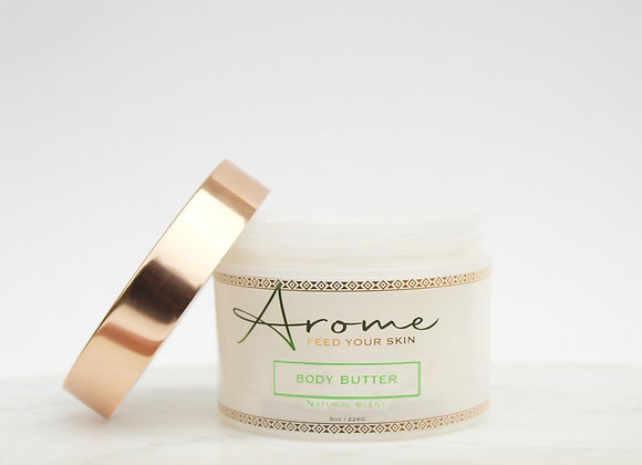 NATURAL SCENT WHIPPED BODY BUTTER
