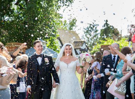 Nichola & Chris's Orsett Hall Greek wedding...