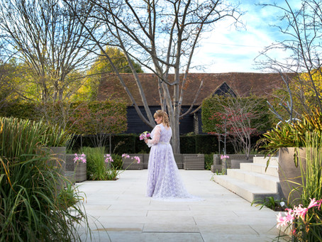 Sue & John's late Autumn Sopwell house wedding...