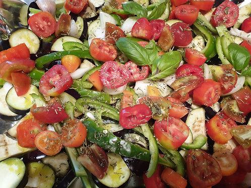 Nos légumes et aromates de saison