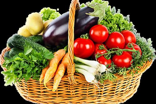 Panier de légumes 5 kg