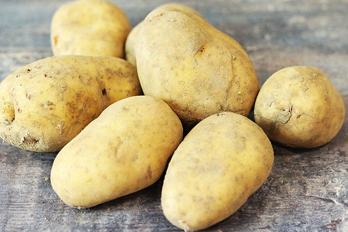 Pomme de terre nouvelles - Monalisa 1kg