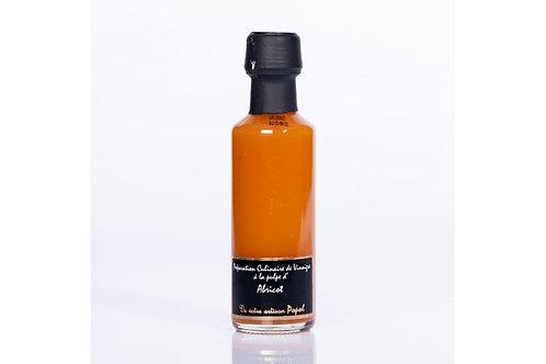 Vinaigre à la pulpe d'abricot 100ml