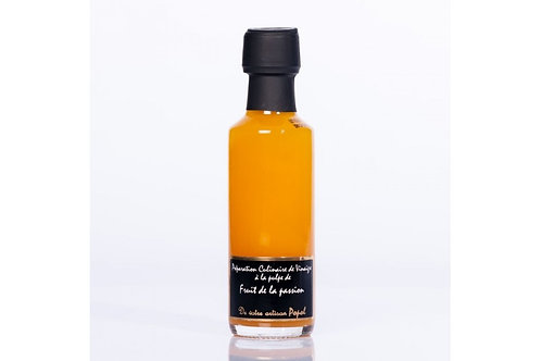Vinaigre à la pulpe de Fruit de la Passion 100ml