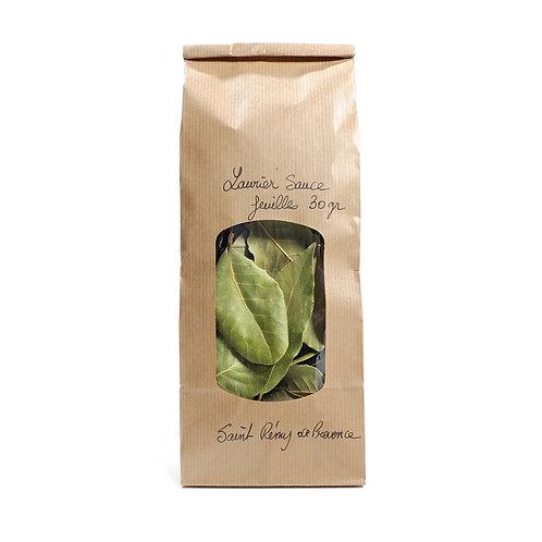 Laurier sauce en feuilles. Sachet 15gr