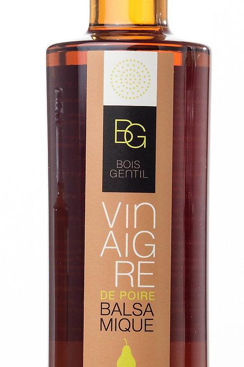 Vinaigre balsamique de poire - Bouteille 250ml