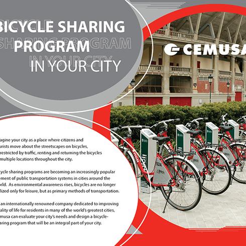 Cemusa Bike Brochure