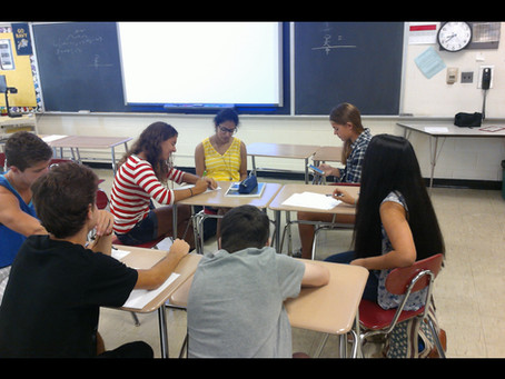911 Cell Phone Bank Helps NJ High School with Verizon App Challenge