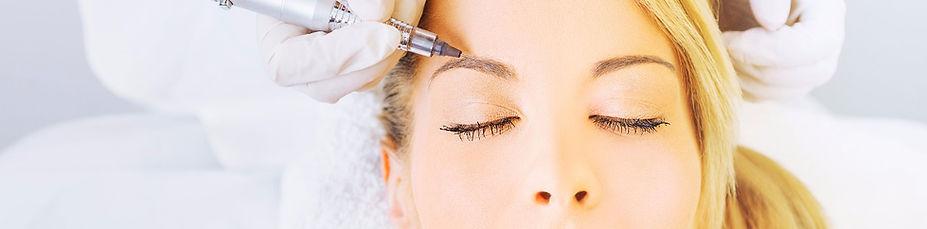 permanent makeup Rachell Hall
