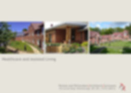 Healthcare and Assisted Living Brochure by Portess and Richardson Architects