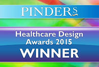 Pinders Healthcare Design Awards 2015 Winner