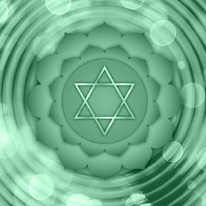 Le chakra du coeur : porte de l'Amour universel.