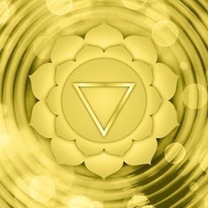 Le chakra du plexus solaire : capteur de l'énergie solaire et du bonheur.