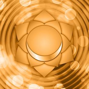 Le chakra sacré : siège des émotions et de la création.