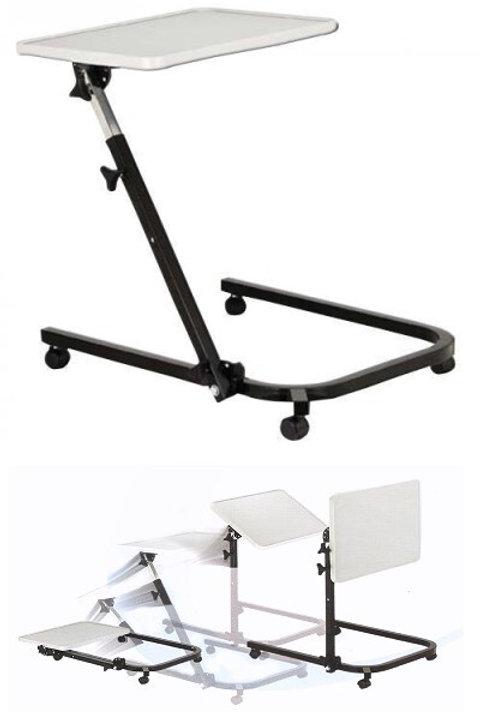 Pivot Tilttop Overbed Table - U-BASE