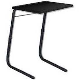 Table-Mate® Ultra Adjustable Table in Black