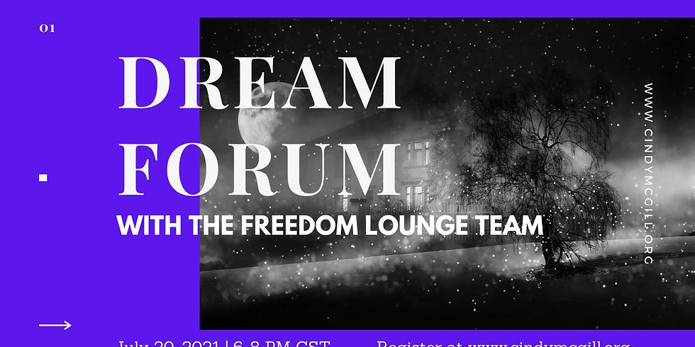 Dream Forum - July