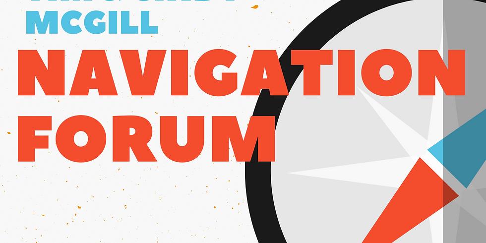 Navigation Forum - April 6 2021
