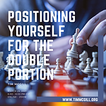 Positioning Yourself for the double port