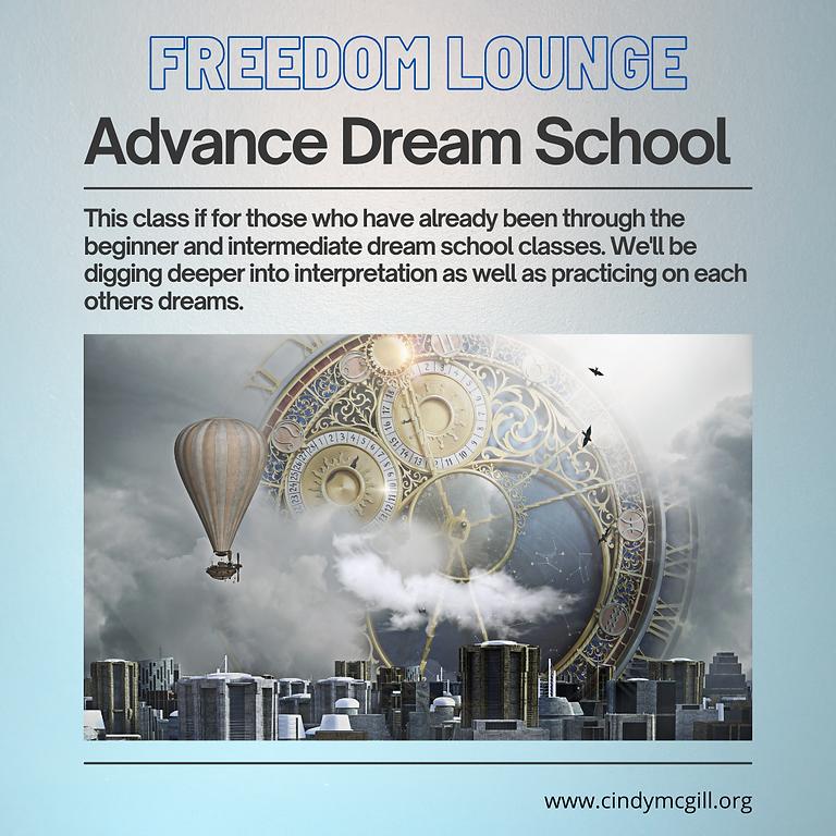 Advance Dream School - Aug