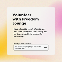 Volunteer with Freedom Lounge.png