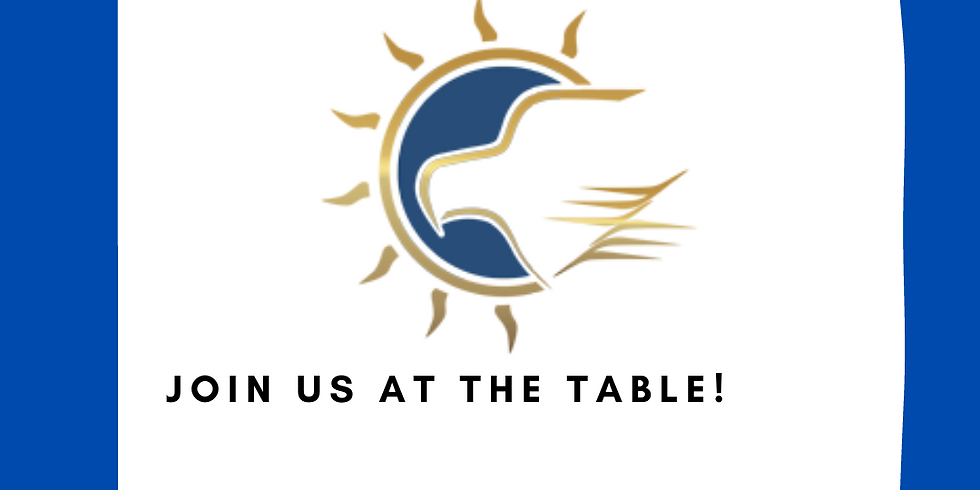 The Table with White Dove Ministries (free event)