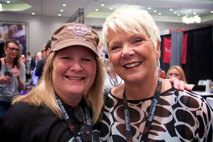 Cindy McGill & Patricia King