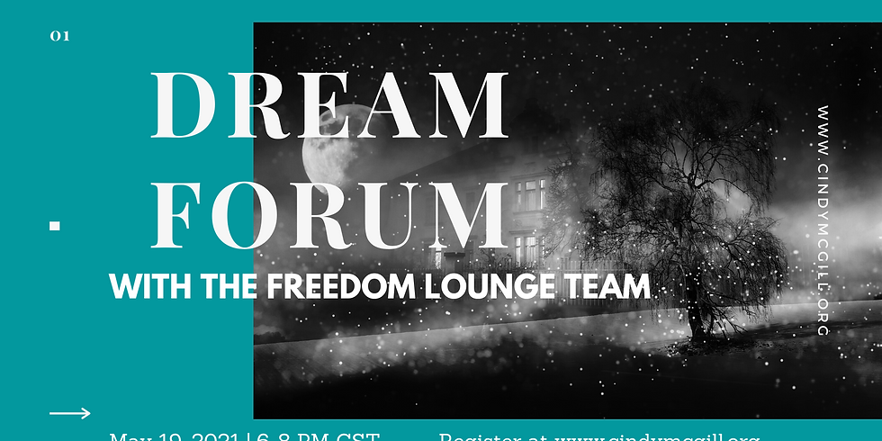 Dream Forum, May 19, 2021