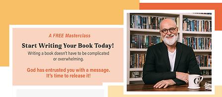Free Masterclass - writing