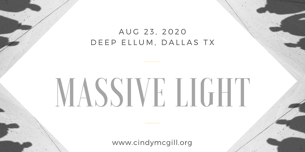 Aug 23 MASSIVE LIGHT