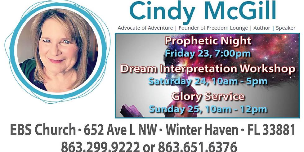 Prophetic  | Dream Weekend
