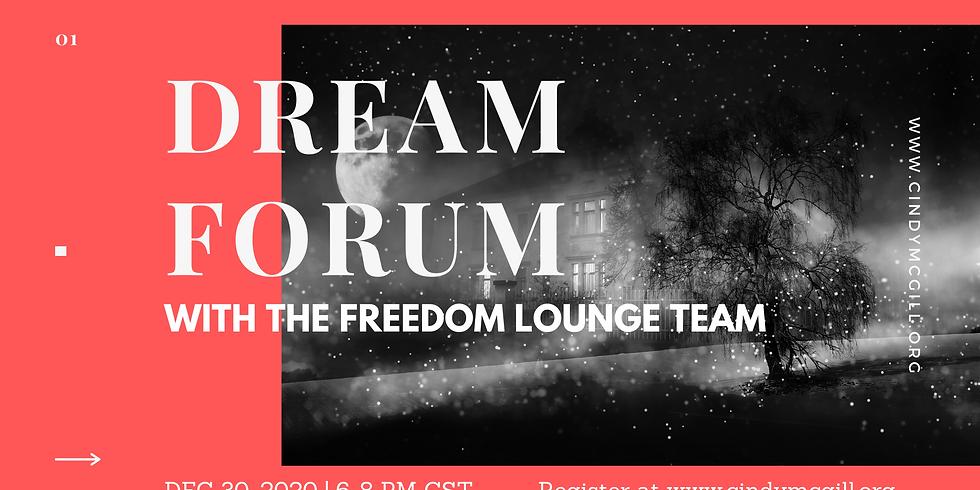 Dec 30 Dream Forum