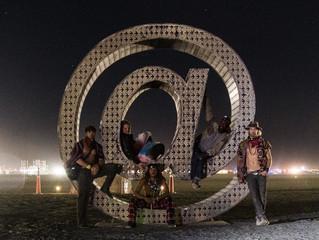 We're Off to Burning Man 2013