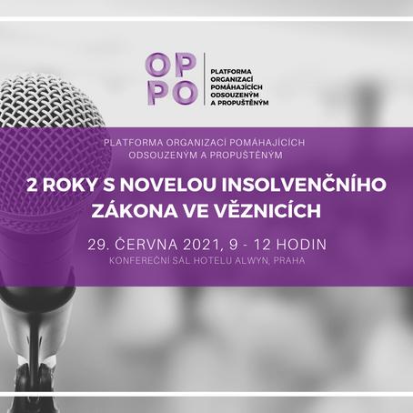 Pozvánka na konferenci OPOP