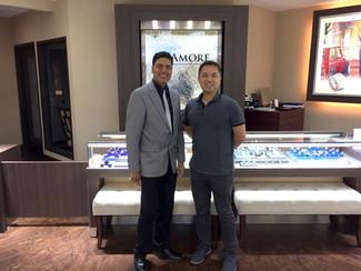 Client Profile - Di'Amore Fine Jewelers, Waco Texas