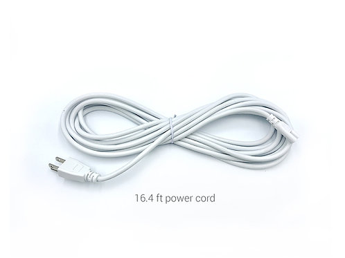 Hook-on Light Power Cord