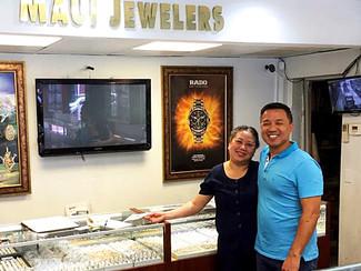 Client Profile - Maui Jewelers, Maui Hawaii