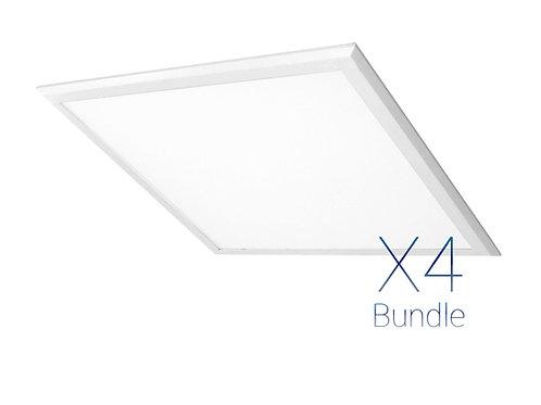 LED Panel Light 4 Pack Bundle