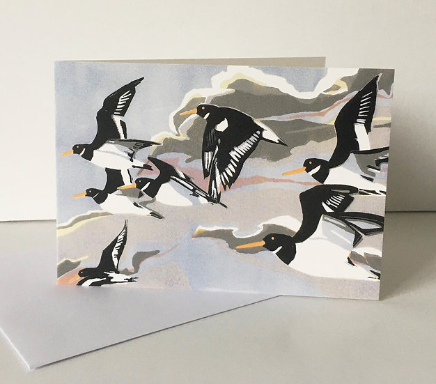 Good Morning Sea Pies - Orwell Press Art Publishing