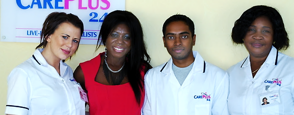 staff CarePlus 24 live in care